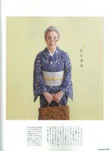 P102奥州小紋(菊唐草)
